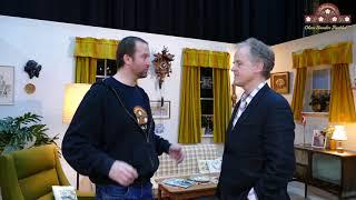 Nordisk Film NY Olsen Banden udstilling på Scene 4