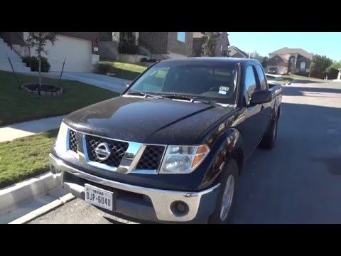2006 Nissan Frontier King Cab Review