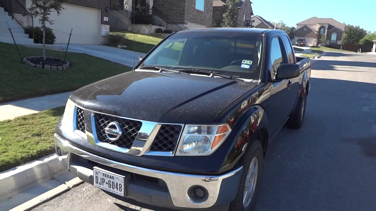 2006 nissan frontier king cab review youtube. Black Bedroom Furniture Sets. Home Design Ideas