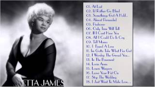 Etta James Greatest Hits Top 25 Biggest Selling Singles