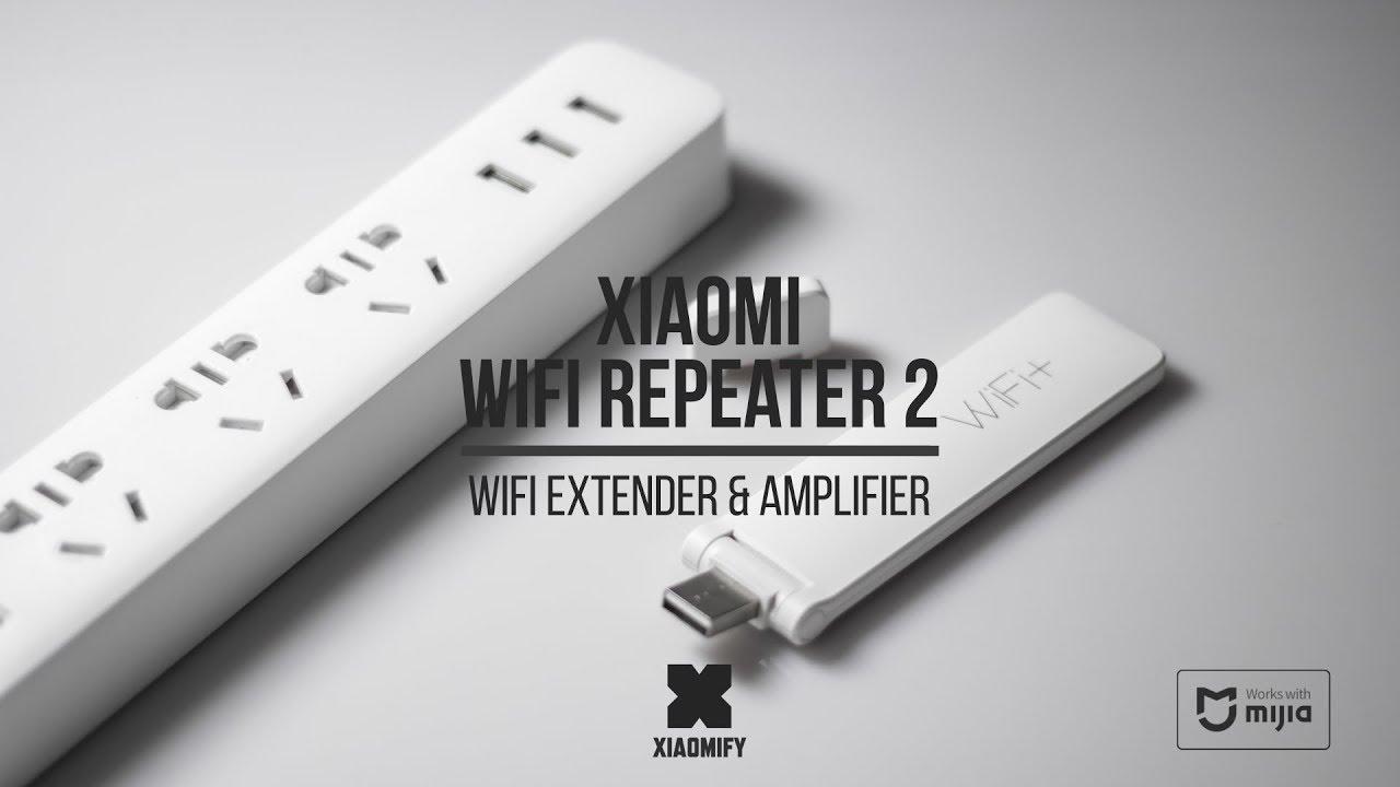 Xiaomi Mi Wifi Repeater 2 Youtube