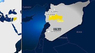 فيديو.. المعارضة السورية تسيطر على عدة قرى بريف حماة الشمالي