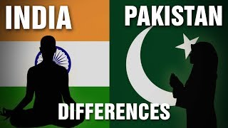 The Differences Between IINDIA and PAKISTAN
