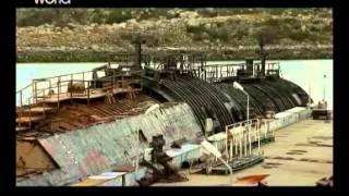 Конец «Красного октября»: ВМФ России списывает подлодки проекта «Акула»(Россия собирается списать свои легендарные атомные подводные лодки проекта «Акула» (по классификации..., 2013-08-04T18:51:52.000Z)