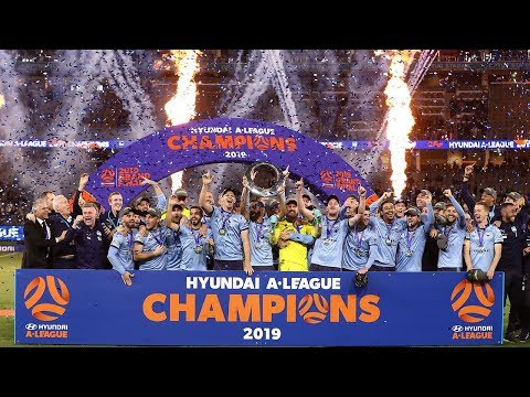 Hyundai A-League 2019 Grand Final: Perth Glory 0 (1) - 0 (4)  Sydney FC