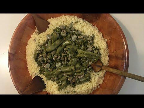 couscous-aux-fèves-(الطعام-بالفول)