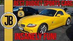 Top 5 CHEAP 2-Seater Sports Cars For Maximum Driving Enjoyment (LESS THAN £5,000)