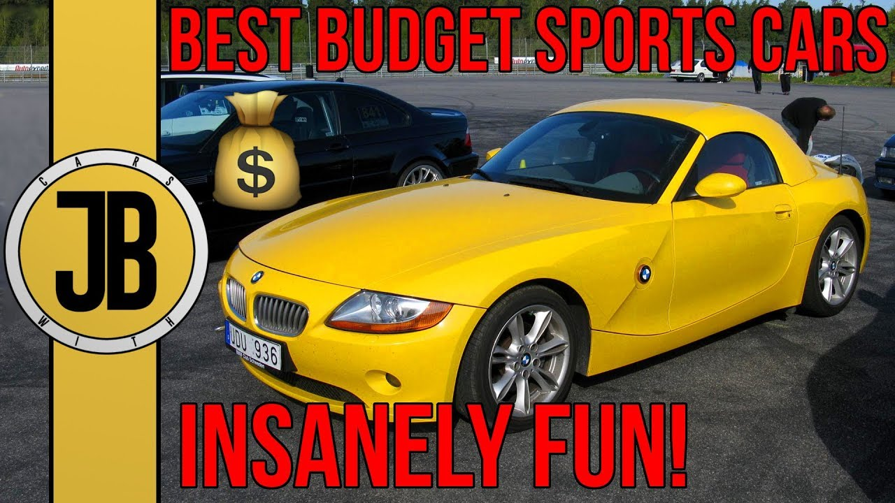 Top 5 CHEAP 2-Seater Sports Cars For Maximum Driving