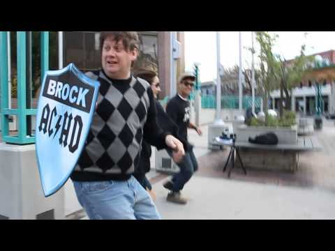 Karaoke version of ACHD campaign song