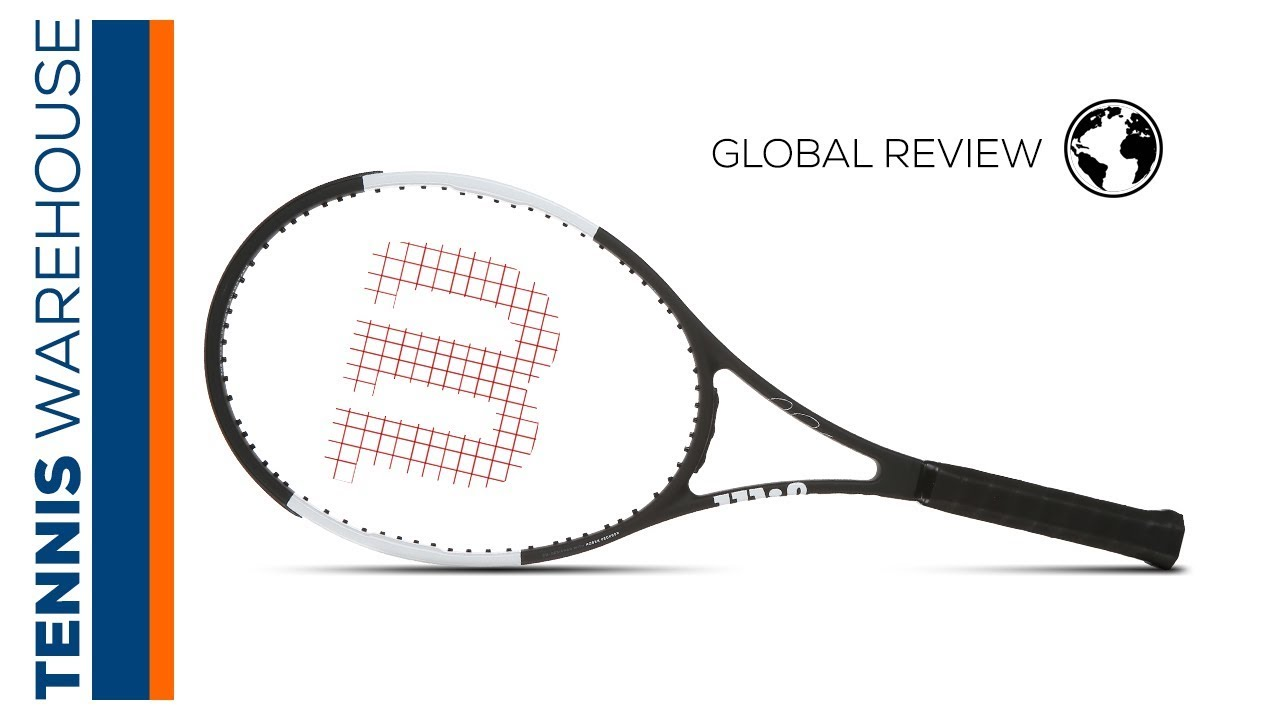 Wilson Pro Staff Rf97 Autograph 2018 Global Tennis Racquet Review