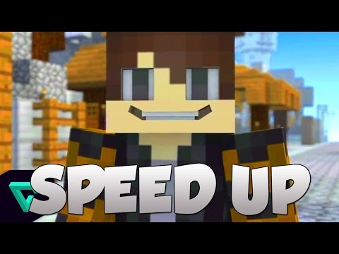 Speed Up 200% - Minecraft Songs: