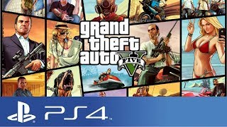 Realty Show + How to Download GTA 5 Free For PS4