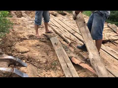 Reforma de ponte interrompe trânsito em Camaquã