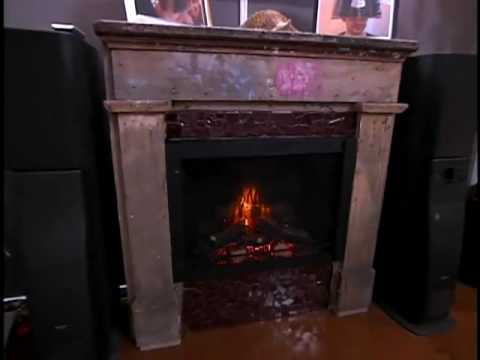 Canyon Fireplace On Mobile Home Disaster Youtube