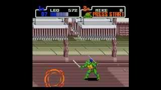 Teenage Mutant Ninja Turtles: The Hyperstone Heist (Genesis) - Longplay