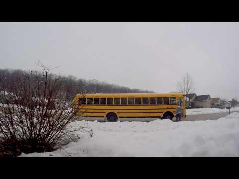 Kohler's First Bus ride