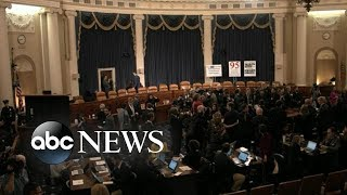Democrats gear up for 2nd round of hearings | ABC News