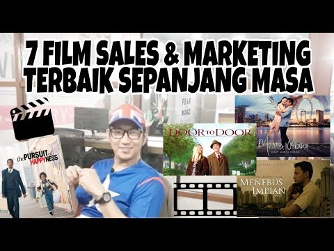 LEADERS ARE LEARNERS I TOP 7 Film Sales & Marketing Terbaik Sepanjang Masa