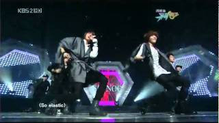 hd shinee ring ding dong live feat yesung suju