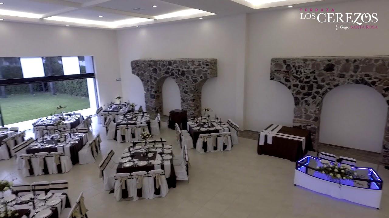 Salón De Eventos En Cholula Puebla Salón Los Cerezos By