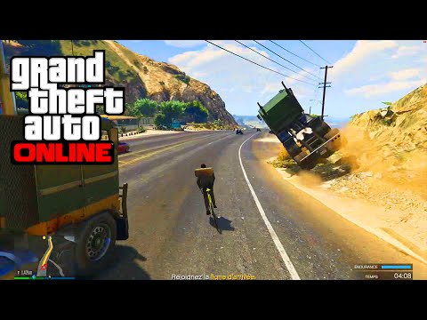 HASTA LA VISTA (Epic Final) GTA 5 ONLINE