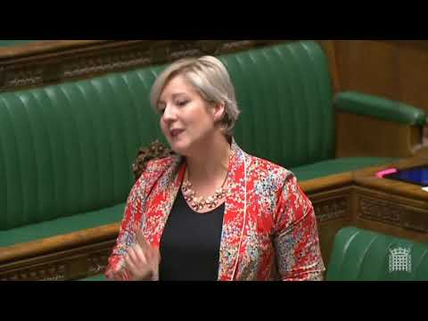 House of Commons 19 11 18  / Urgent Question – Johnston Press going into administration