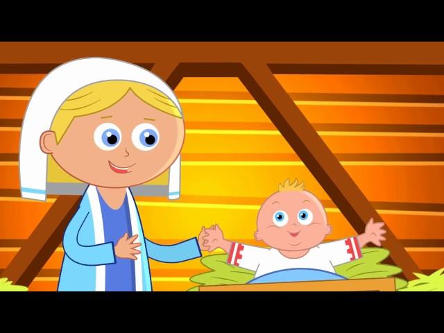 Gdy śliczna Panna - Piosenki dla dzieci bajubaju.tv
