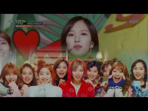 [HD] TWICE 'Knock Knock' but every time they say 'Knock' it gets faster
