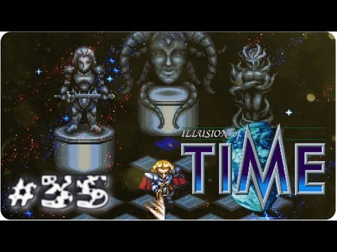 Lets Play Illusion of Time Part 35: Ab durch die Haupthallen!