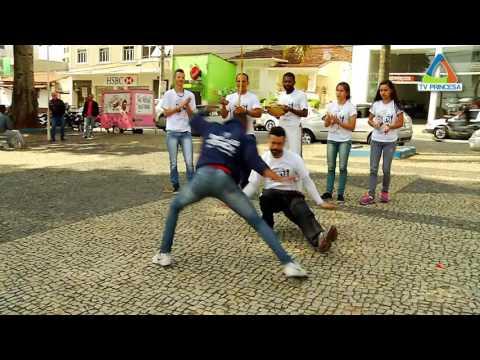 (JC 20/07/16) Varginha sedia Encontro Nacional de Capoeira