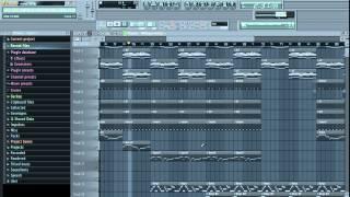 Benjamin Dube - Ngiyakuthanda instrumentals with fl studio