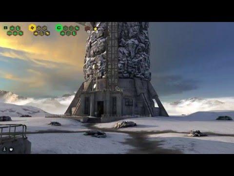 The Talos Principle World B, Level 1, with Star |