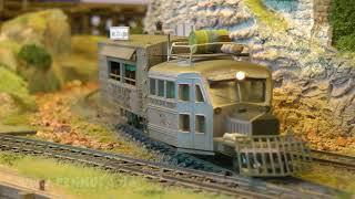 Modelleisenbahn Spur 0 vom Modell-Eisenbahn-Club Midden - Limburg