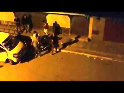شجار دموي بين مجموعة في الحالة سكر بمدينة سلا