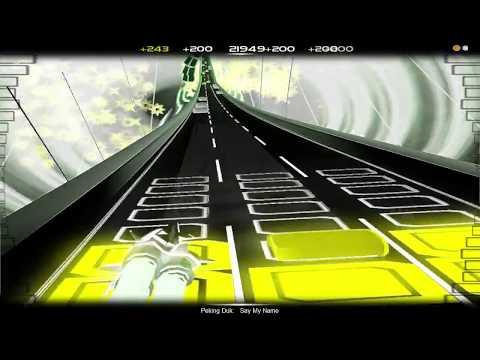 [Audiosurf] Peking Duk - Say My Name (feat. Benjamin Joseph)