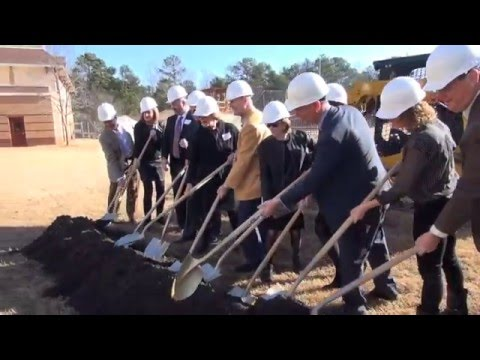 THE DAVIS ACADEMY GROUNDBREAKING FOR THE NEXT STAGE CAPITAL CAMPAIGN