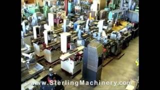 """28"""" Used Kbc Vertical Bandsaw With Power Sliding Table Feed, Mdl. 700d, Table Power Feed, Blade ..."""