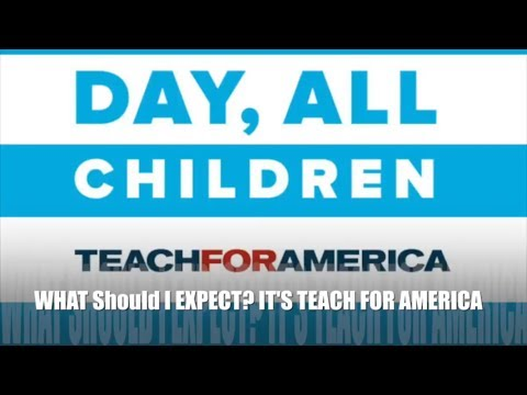 Everything Teach for America: Interview. Tips. & Advice.