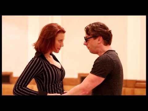 Watch Rehearsal Video of Christian Borle, Rachel York & the