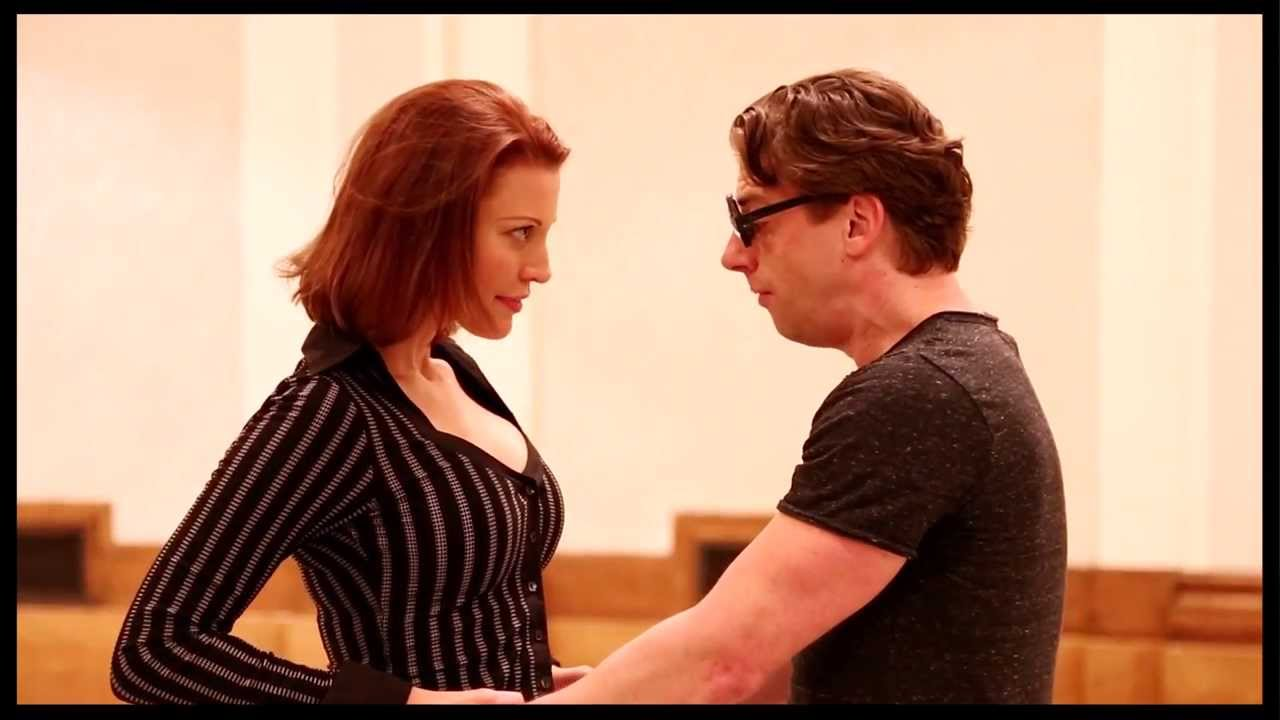 Watch Rehearsal Video of Christian Borle, Rachel York & the Little Me Company
