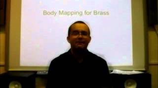 Body Mapping for Brass - Raised Shoulders