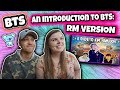 An Introduction to BTS: Rap Monster Version Reaction