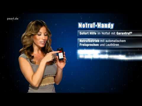 Pearl TV-Spot mit Gülcan (Senioren- & Notruf-Handy)