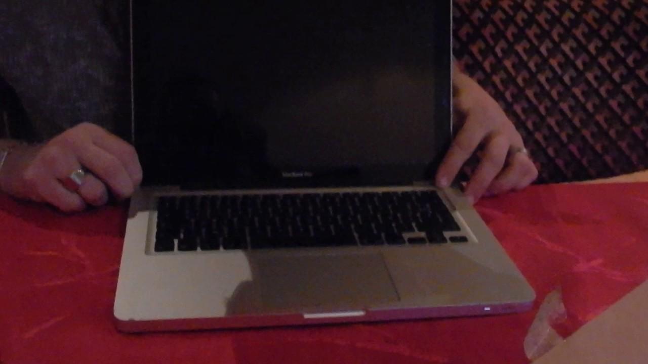 bas prix deaf2 c998f Changer la batterie d'un MacBookPro 13