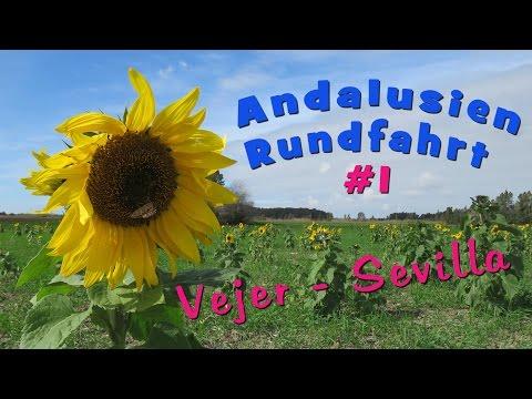 ANDALUSIEN RUNDFAHRT #1 - Vejer - Sevilla