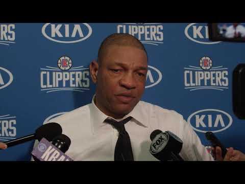 Doc Rivers Postgame Press Conference vs Warriors 1-10-18