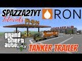 Minecraft RON oil Tanker Trailer Tutorial