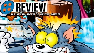 Tom and Jerry in War of the Whiskers for GameCube Video Review
