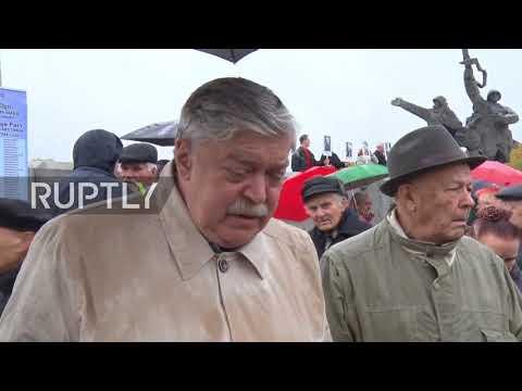 Latvia: Riga marks 73rd anniversary of liberation from Nazi troops