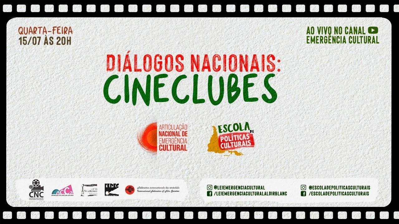 DIÁLOGOS NACIONAIS: CINECLUBES